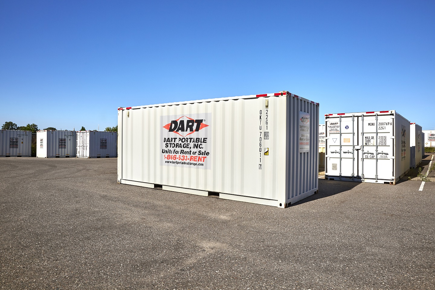 20' Container for sale